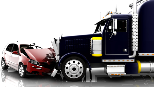 Encino Truck Accident